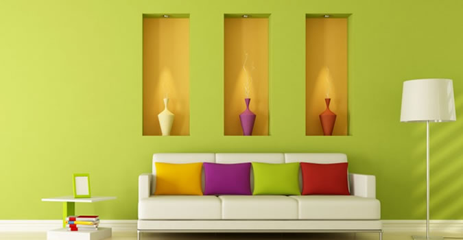 Interior Design Painting in Lynchburg