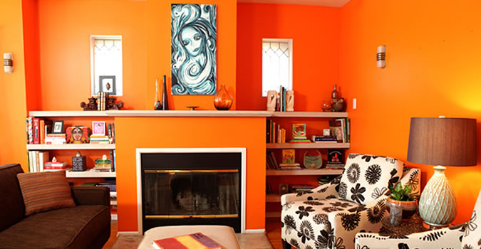 Interior Painting Services in Lynchburg